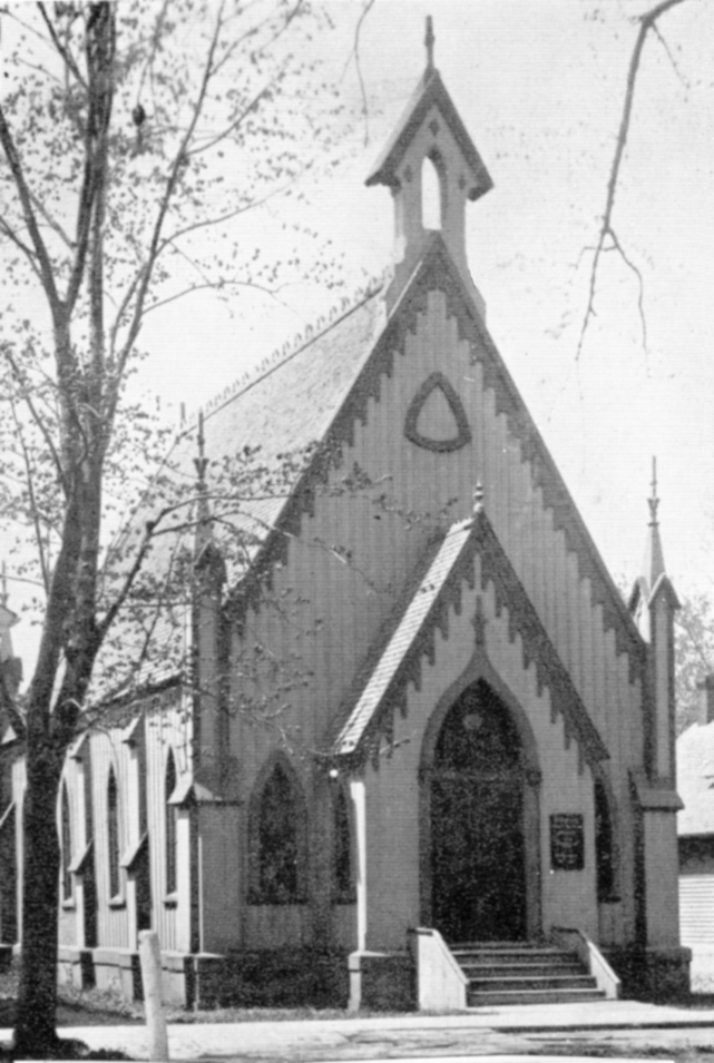 1st Church from 1908