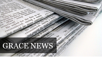 Get the latest news and announcements from Grace